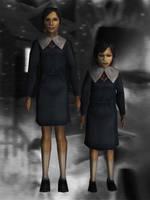 Silent Hill - Alessa Gillespie by Mageflower