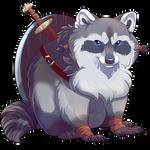 Raccoon Kit by Ulfrheim