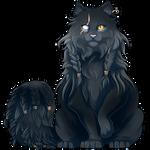 Black Cat by Ulfrheim