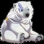 Polar Bear Cub by Ulfrheim