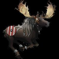 Moose by Ulfrheim