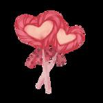 Heart Lollies by Ulfrheim