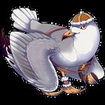 Seagull by Ulfrheim