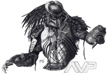 Predator by Kamino185