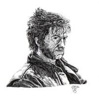 Wolverine by Kamino185