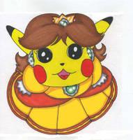 'Princess Daisy' Chu by pikabellechu