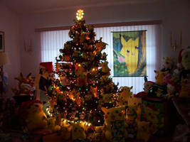 A Pika Christmas by pikabellechu