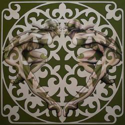 Rose window by danilomartinis