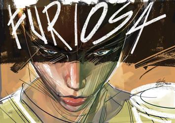 Furiosa by blindobot