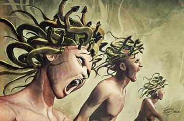 Meduse by blindobot