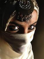 Arab Girl Stock by Desert-Winds