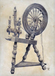 Spinning Wheel by beyond-time