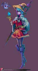 Aurora by DarkStarShooter