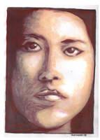 ROSA CHINA AMARILLA by PabloAleandro
