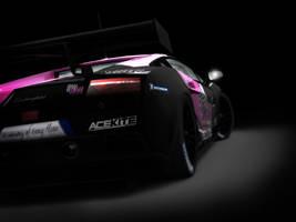 AKR - Lamborghini LP560 GT2 by Kinpixed