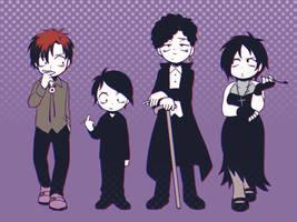 goth by hakurinn0215