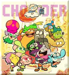 CHOWDER by hakurinn0215