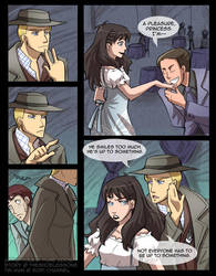 Tin Man - The Suitors Page 7 by YoukaiYume