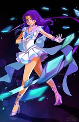 Sailor Rarity by YoukaiYume