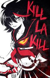 Kill La Kill: Ryuko Side by YoukaiYume