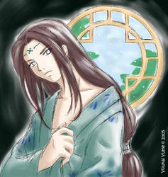 Neji - Complexity by YoukaiYume