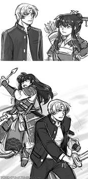 SessKag - Role Reversal by YoukaiYume
