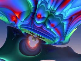 AmazingSurf2  ABoxVaryScale - Mickey Mouse arrived by IAmThatStrange