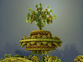 The Tree - MB3D 1.9! by IAmThatStrange