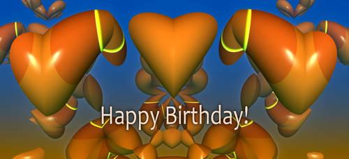 Happy Birthday by IAmThatStrange