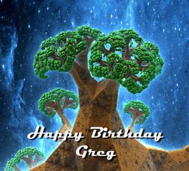 Happy Birthday Greg! by IAmThatStrange