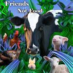 Friends not food. by IAmThatStrange