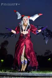 Ultimecia Cosplay by AlexielDeath10