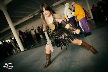 Xena The Warrior Princess by AlexielDeath10