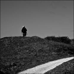 leaving the path by malte06