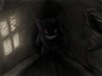 Mr. Nightmare by rustyyy