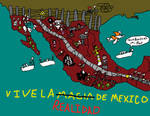 VIVE LA REALIDAD DE MEXICO by Zeroragnarok