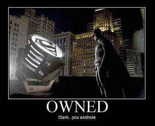 OWNED!!! by SorceressRaven