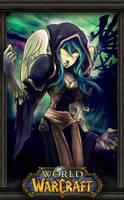 Gnaa -- Undead priest by anoveltyspoon
