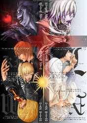 Deathnote by vinrylgrave