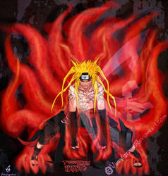 AKatsuki Team 7- Naruto AWAKEN by vinrylgrave
