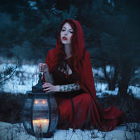 Red Riding Hood #1 by ukaszfoto