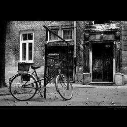 Bicycle by vahu