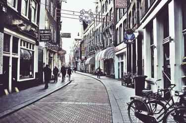 amsterdam by MarjOlijn