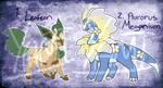 Adoptable Pokemon 20 (Open) by 5TARF0X
