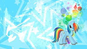 Dashing Rainbow by toruviel