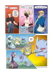 [WKT] The Chasm Cat Event by Mizku-Baka94