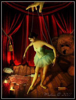 Les larmes de la danseuse by maelinn