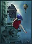Si je pouvais voler... by maelinn
