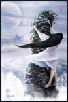 Par-dela les nuages by maelinn