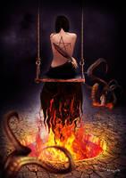 Magie noire by maelinn